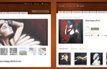 www.HappyLittleBrush.com (Under Construction)