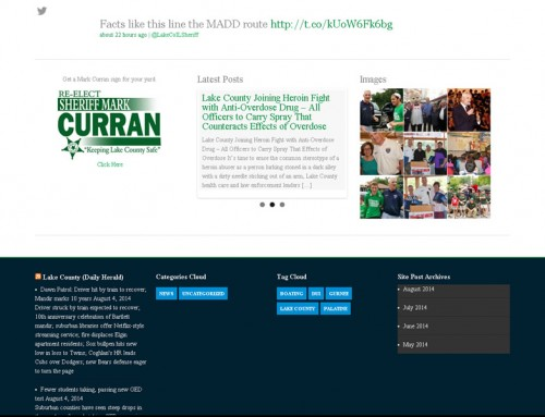 Sheriff Curran Site 2